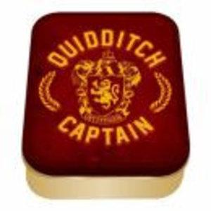 Merchandising HARRY POTTER - Collectors Tins 7 X 10 X 2.5 - Quidditch Captain