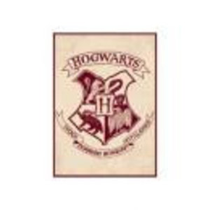 Merchandising HARRY POTTER - Magnet Metal 6.5 X 9 - Hogwarts Crest