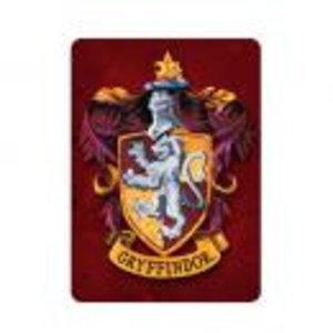 Merchandising HARRY POTTER - Magnet Metal 6.5 X 9 - Gryffindor Crest