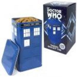 Merchandising DOCTOR WHO - Tin Storage - Tradis 21 cm
