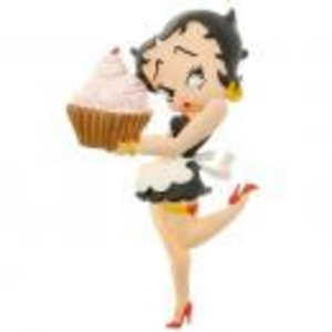 Merchandising BETTY BOOP - Magnet - Cake