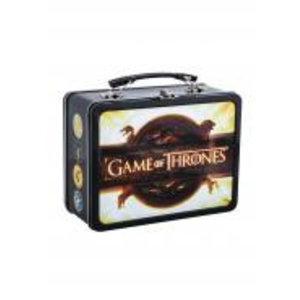 Merchandising GAME OF THRONES - Metal Lunch Box