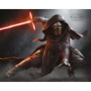 Merchandising STAR WARS 7 - Mini Poster 40X50 - Kylo Ren Crouch