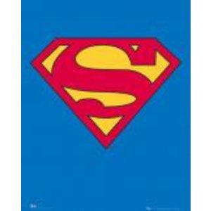 Merchandising SUPERMAN - Mini Poster 40X50 - Logo