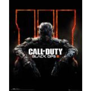 Merchandising CALL OF DUTY BACK OPS III - Mini Poster 40X50 - Cover