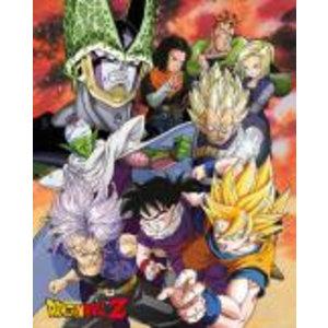 Merchandising DRAGON BALL Z - Mini Poster 40X50 - Cell Saga