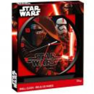 Merchandising STAR WARS - Wall Clock - Kylo Ren (25 Cm)