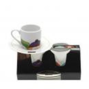Merchandising SOUTH PARK - Set of 2 Expresso Mini-Mug - Characters