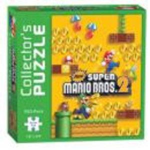 Merchandising NINTENDO - Puzzle New Super Mario Bros 2 Collector Edition