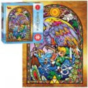 Merchandising ZELDA - Puzzle The Legend of Zelda - Wind Waker #01 Collector Edition