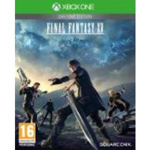 XONE Final Fantasy XV - Day-One Edition
