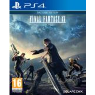 PS4 Final Fantasy XV - Day-One Edition