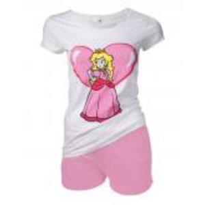 Merchandising NINTENDO - Shortama Princess Peach (XS)