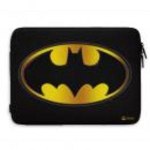 Merchandising DC COMICS - Laptop Sleeve 15 Inch - Batman Gold Logo