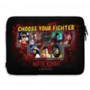 Merchandising MORTAL KOMBAT - Laptop Sleeve 15 Inch - Choose Your Fighter
