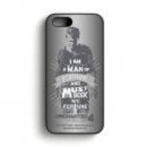 Merchandising UNCHARTED 4 - Cover Fortune - IPhone 5