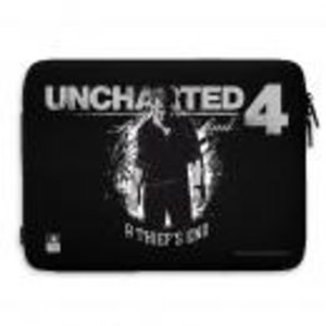 Merchandising UNCHARTED 4 - Laptop Sleeve 13 Inch - A Thief's End