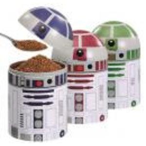 Merchandising STAR WARS - Droids Kitchen Storage Sets