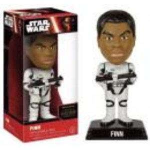 Merchandising STAR WARS 7 - Wacky Wobbler - Finn as Stormtrooper