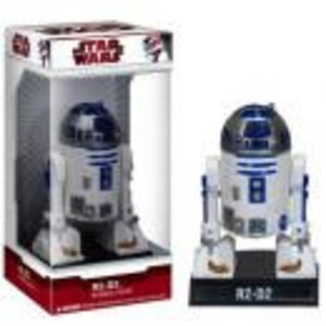 Merchandising STAR WARS - Wacky Wobbler - R2-D2