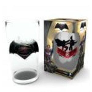 Merchandising DC COMICS - Large Glasses 500ml - Batman Vs Superman Logo