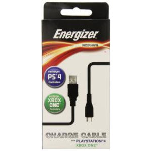 IT PDP - ENERGIZER - Charge Cable PS4/XBOX ONE