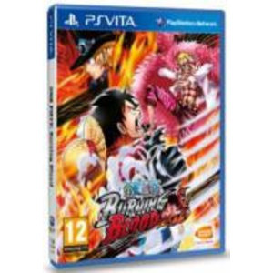PS Vita One Piece Burning Blood