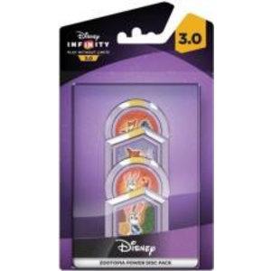 Disney Infinity DISNEY INFINITY 3 - 4 Power Discs Pack - Disney Zootopia