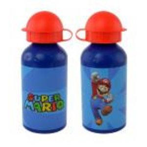 Merchandising NINTENDO - Super Mario Aliminium Sport Bottle - 400 ml
