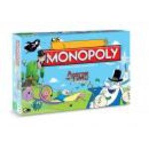 Merchandising MONOPOLY - Adventure Time (UK)