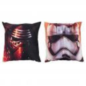 Merchandising STAR WARS 7 - Cushion Kylo Ren Reversible ( 40 x 40 )