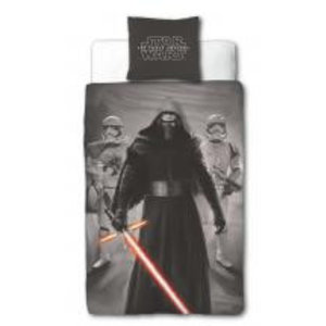 Merchandising STAR WARS 7 - Bed cover 140X200 - Sector (Poly-Cotton)