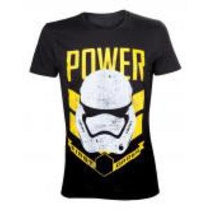 Merchandising STAR WARS 7 - T-Shirt Stormtrooper Power (M)