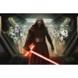 Merchandising STAR WARS 7 - Poster 61X91 - Kylo Ren and Stormtroopers