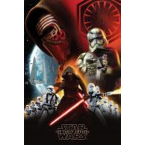 Merchandising STAR WARS 7 - Poster 61X91 - First Order