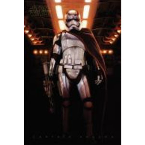 Merchandising STAR WARS 7 - Poster 61X91 - Captain Phasma