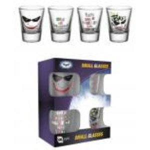 Merchandising BATMAN - Shot Glass - Dark Knight Joker