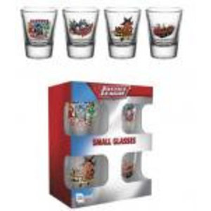 Merchandising JUSTICE LEAGUE - Shot Glass - Characters
