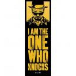 Merchandising BREAKING BAD - Door Poster 53X158 - I AM The One Who Knocks