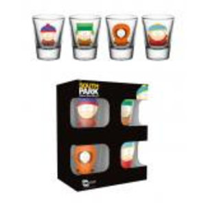 Merchandising SOUTH PARK - Shot Glass - Boys