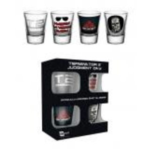 Merchandising TERMINATOR - Shot Glass - Terminator 2 Judgment Day