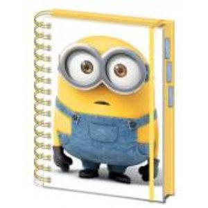 Merchandising MINIONS - Notebook A5 - Bob