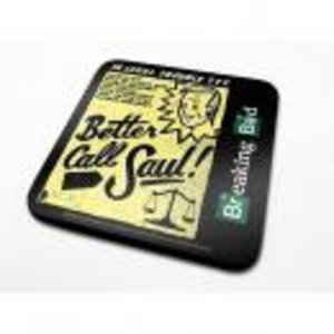 Merchandising BREAKING BAD - Coaster - Better Call Saul