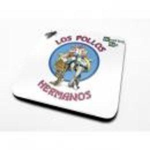 Merchandising BREAKING BAD - Coaster - Los Pollos Hermanos