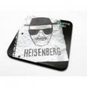 Merchandising BREAKING BAD - Coaster - Heisenberg