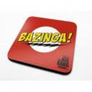 Merchandising BIG BANG THEORY - Coaster - Bazinga
