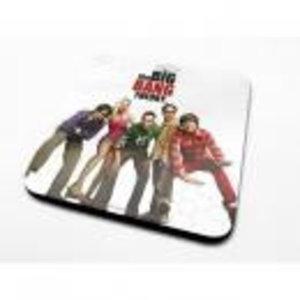 Merchandising BIG BANG THEORY - Coaster - Group