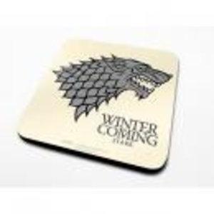 Merchandising GAME OF THRONES - Coaster - Stark