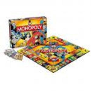 Merchandising MONOPOLY - DC Comics Retro (UK)