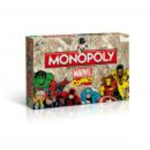 Merchandising MONOPOLY - Marvel Comics Retro (UK)